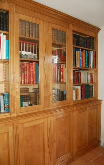 Bibliothèque Directoire