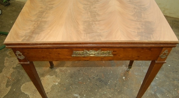 Restauration mobilier ancien
