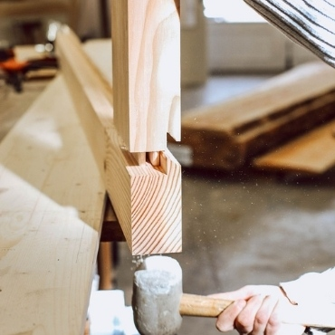 Assemblage du bois